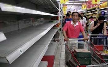 Nouvelle alerte à l'eau potable en Chine