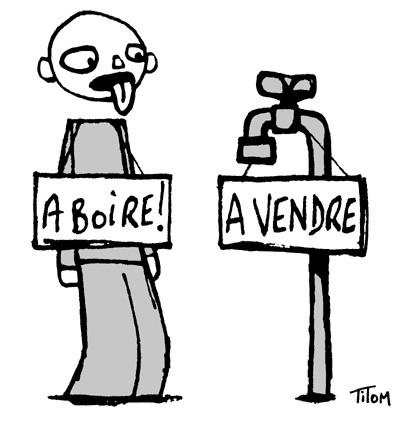 Atelier Citoyen : L'Eau et les Services Publics face aux privatisations Vendredi 8 juin à Bagnolet
