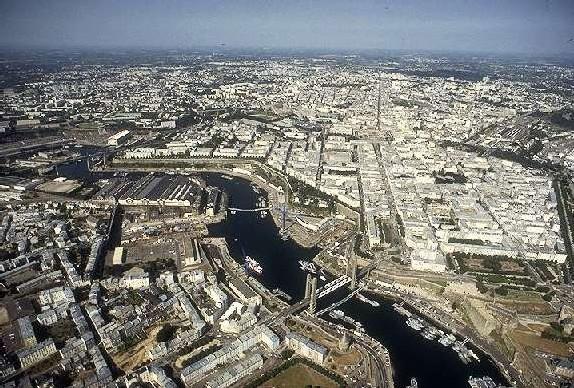 L'aglomération de Brest