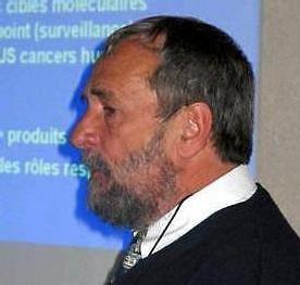 professeur Robert Bellé