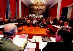 Mobilisation contre la privatisation de l'eau à Cognac