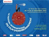 Au Festival du film d'environnement au cinéma La Pagode du 21 au 27 novembre, débat sur l'accès à l'eau pour tous.