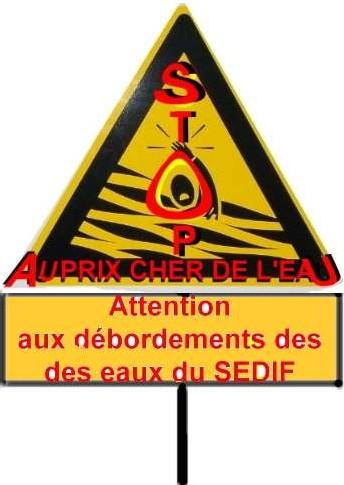 Débat public sur la gestion de l'eau du Sedif à Antony (92) mardi 15 janvier à 20h30 au cinéma le Sélect