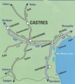 Municipales à CASTRES : Quel avenir les candidats donneront-ils à l'affaire de l'eau ? article de la DEPECHE