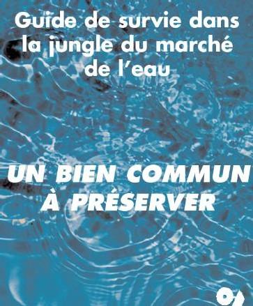 Guide de survie dans la jungle du marché de l'eau