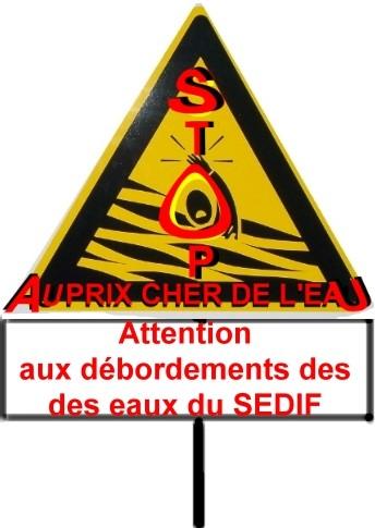 Appel aux élus du Sedif pour une régie publique de l'eau