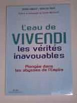 Les livres d'Eau
