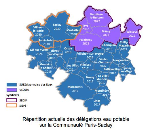 Les membres de Wissous de la Commission extra-municipale de la CPS (Paris Saclay) ont été désignés hier soir au conseil municipal et participeront à la réunion publique ce soir sur la question de l'eau et de l'assainissement