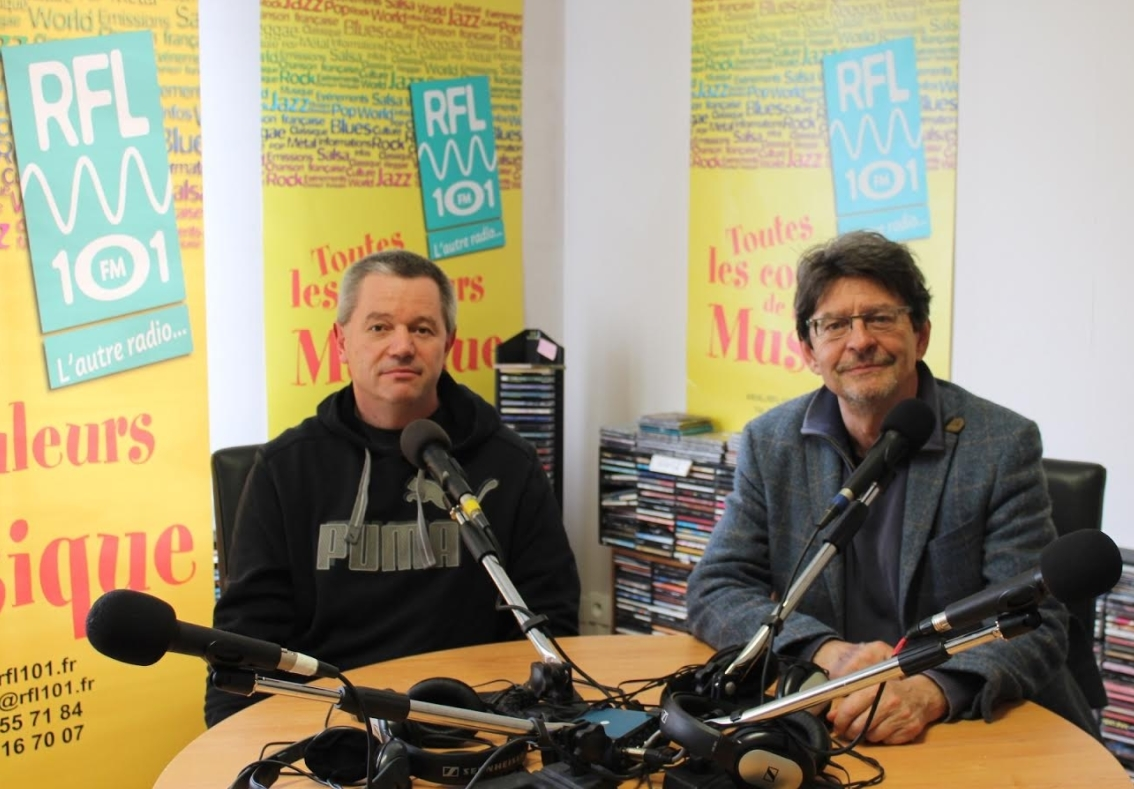 Cette émission de Radio Fréquence Luynes était consacrée à un débat sur les responsables de la gestion de l'eau au nord ouest du département d'Indre-et-Loire en présence du président du président de l'association Emmanuel Bouchenard et JL Touly