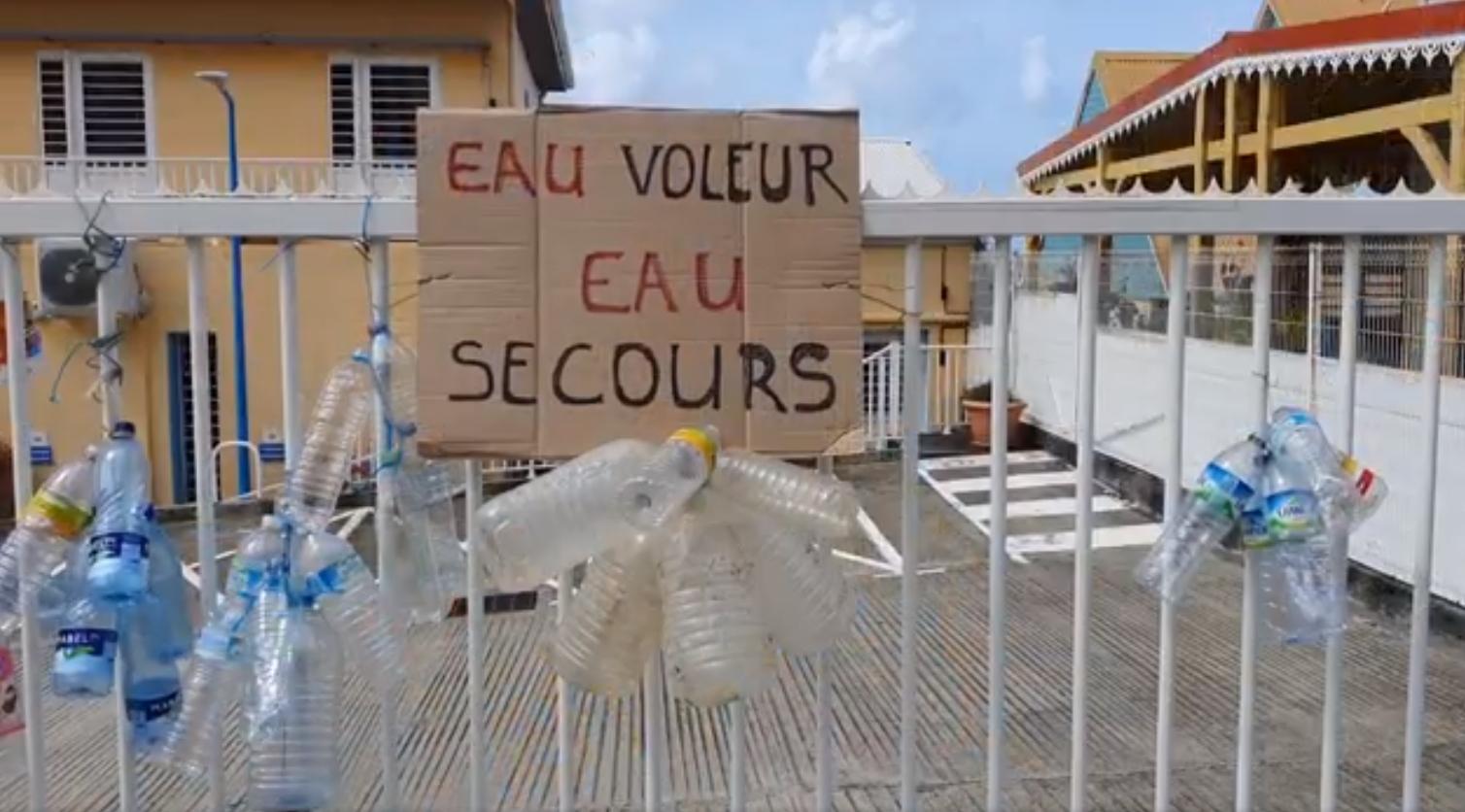 KMT 20 MAI 2020 Savoir et Réfléchir : la SME Société Martiniquaise des eaux filiale de la multinationale SUEZ