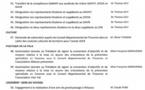 Ordre du jour non communiqué sur le site de Paris Saclay du conseil communautaire de Paris Saclay du 20 décembre 20h30 à Orsay avec 67 questions et plus de 1 500 pages à lire (un simulacre de démocratie) et cet ordre du jour nous a été communiqué par