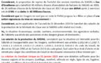 Droit d'alerte et de retrait des salariés du SIAEAG (Syndicat Intercommunal d'Alimentation en Eau et d'Assainissement de la Guadeloupe)