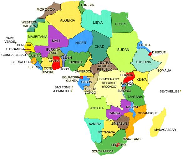 DOSSIERS AFRIQUE